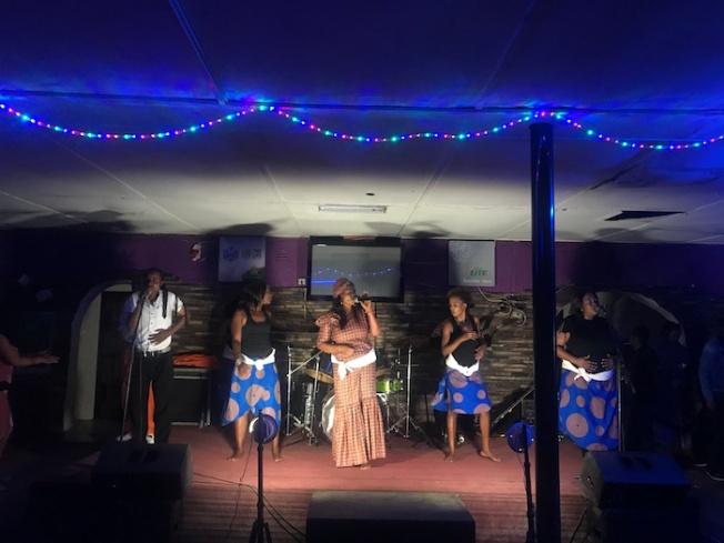Lusaka nightlife-Kalahari IMG_4487