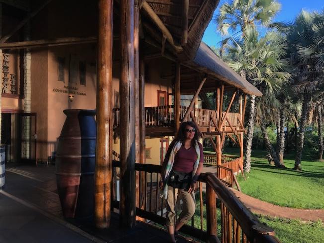 Livingstone-David Livingstone Resort & Spa IMG_3843