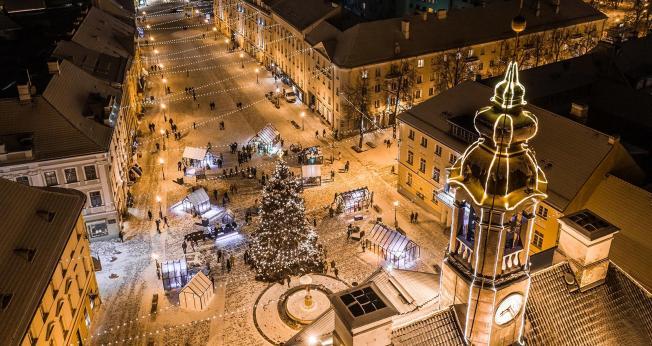 Estonia xmas mkts