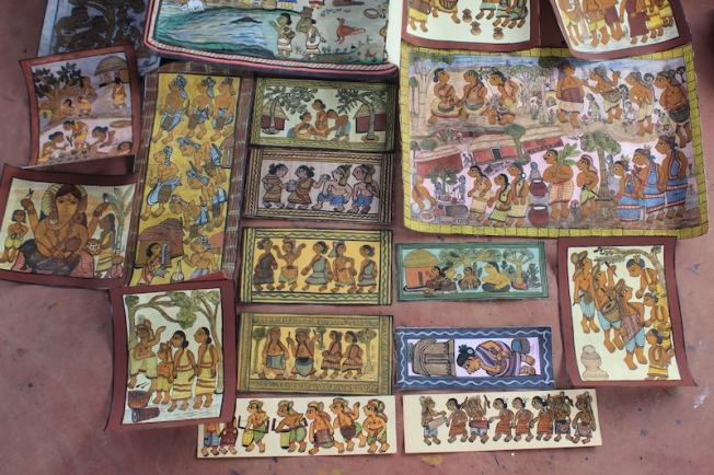Amadubi pyatkar painting-Anurag Mallick IMG_8455