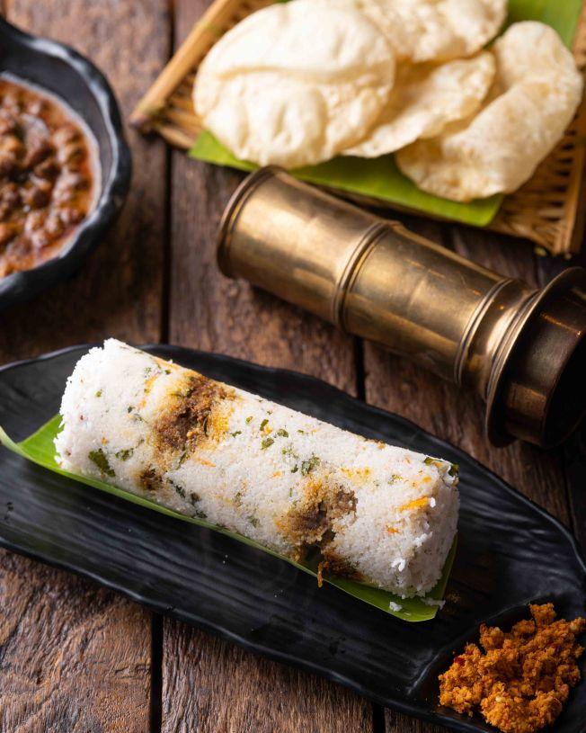 Mutton Puttu Biriyani 2_Kappa Chakka Kandhari_Photo by Vinayak Grover