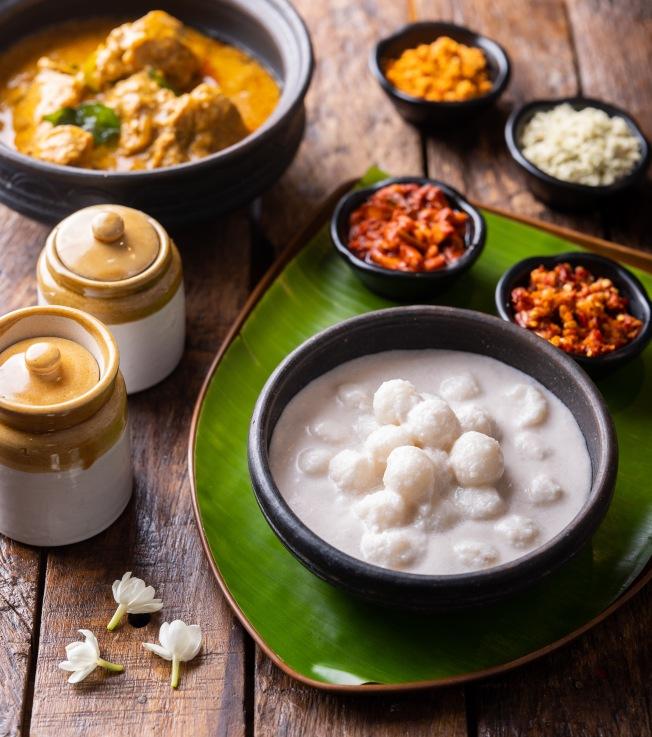Pidi and Ramapuram Kozhi Curry_Kappa Chakka Kandhari_shot by Vinayak Grover